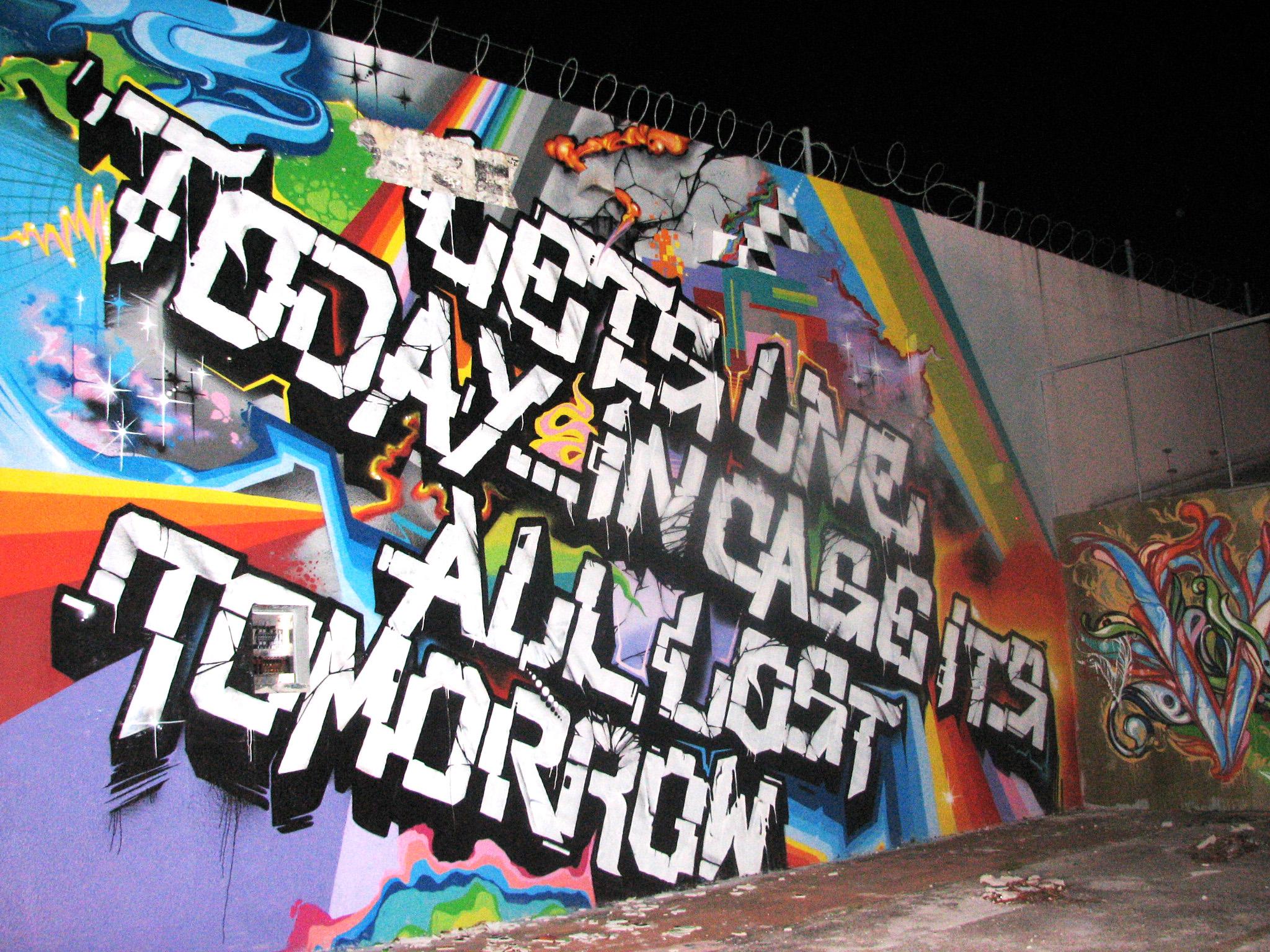 Graffiti art designs - Google Image Result For Http Artnectar Com Wp Content Uploads 2010 06 Miami_graffiti_art_2 Jpg Walls Graffiti Bluerainimages Etsy Pinterest