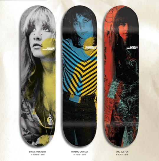 Skateboard deck png