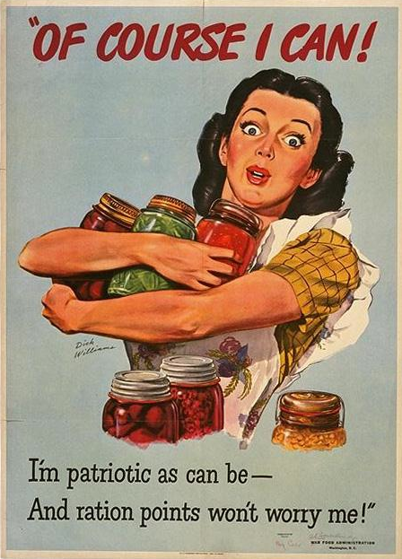 1944 united states war food administration
