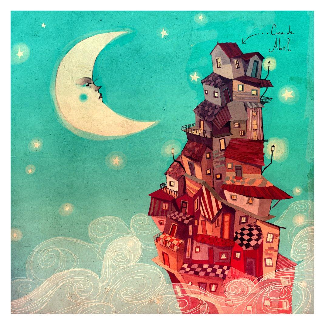 Art Illustration: Fairy Tale Illustrations By Conrad Roset