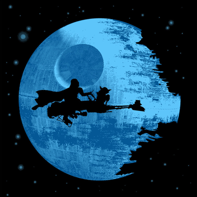 Star Wars Fashion: 'E.T. Wars' T-Shirt Get It While You ...