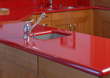 Which Countertop Material Is Most Expensive : The countertops are glazed with either a glossy or matte finish, and ...