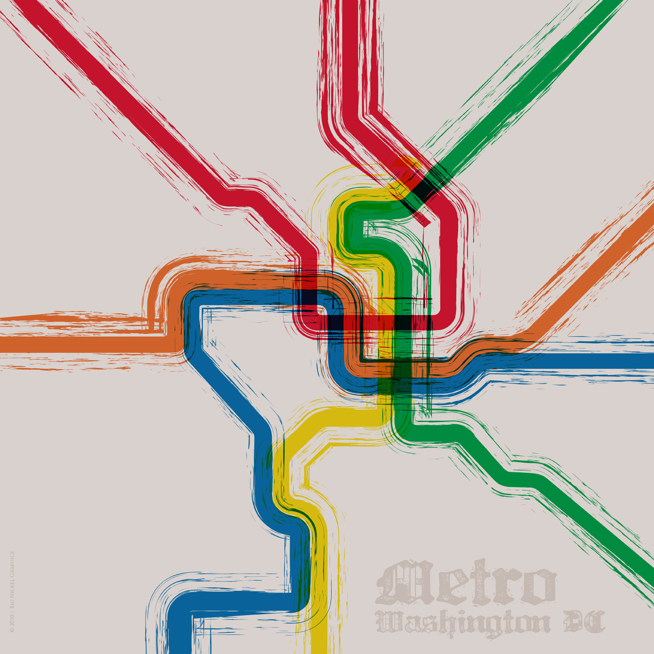 Best Image Of Diagram L Train Map More Maps Diagram And Concept - Chicago map etsy