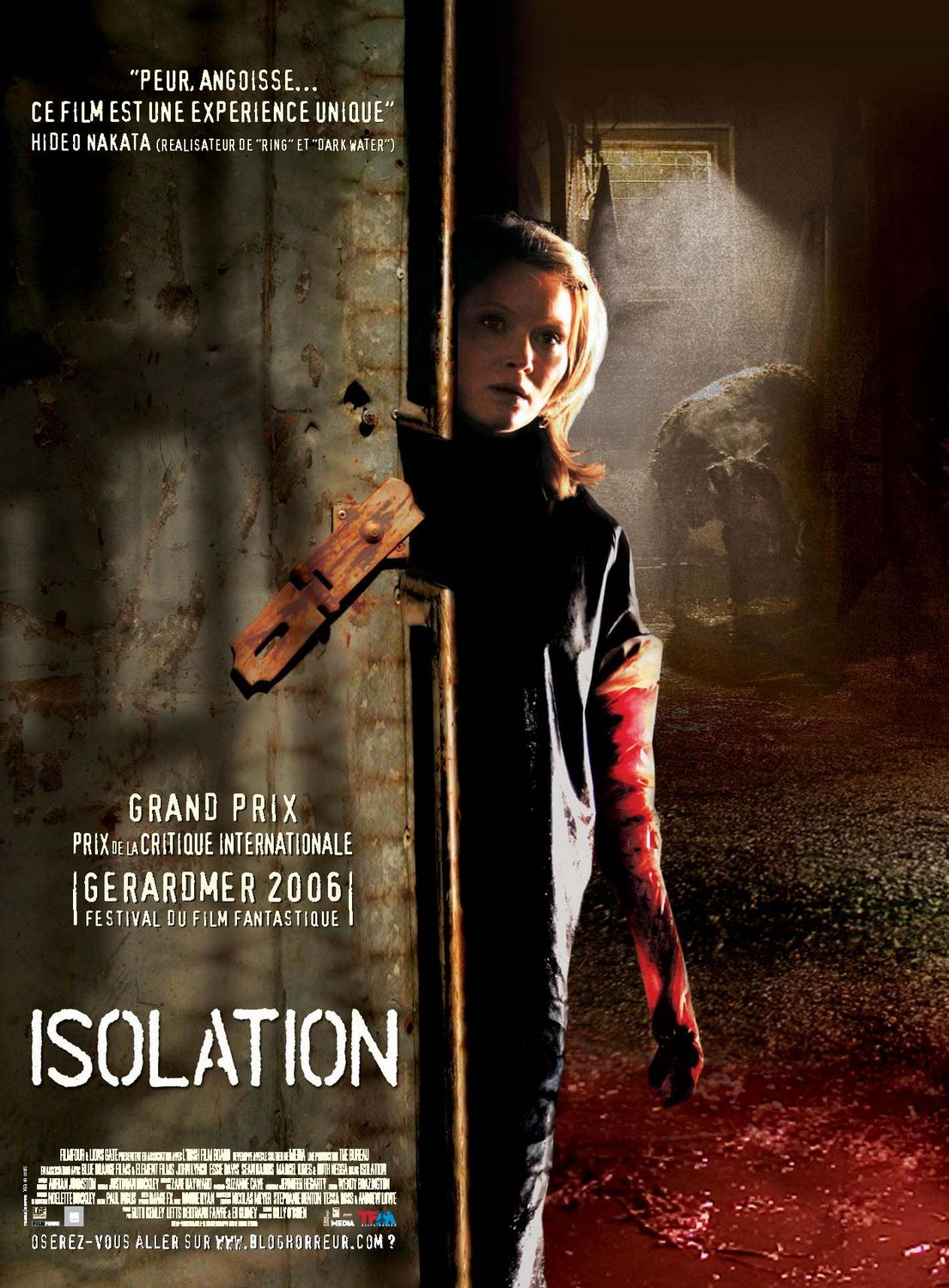 Изоляция / Isolation (2005/DVDRip) 3gp/mp4/avi.