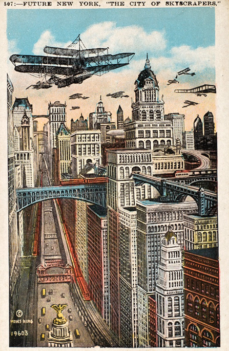 vintage visions of 1910 s new york city art nectar