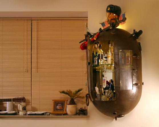 product design a steampunk aficionados dream furniture. Black Bedroom Furniture Sets. Home Design Ideas
