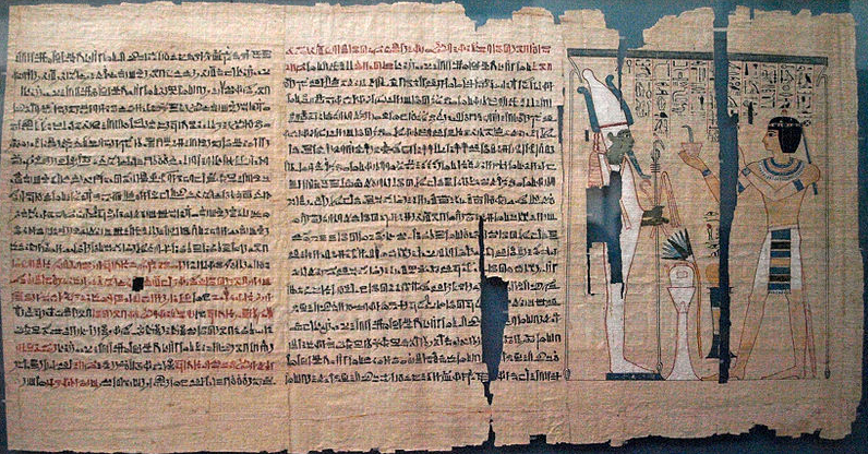 research papers on the book of the dead