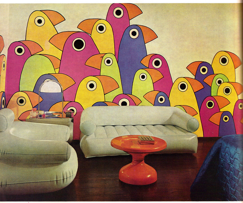 1960S Interior Design A Look At 1960′s Interior Design  Art Nectar