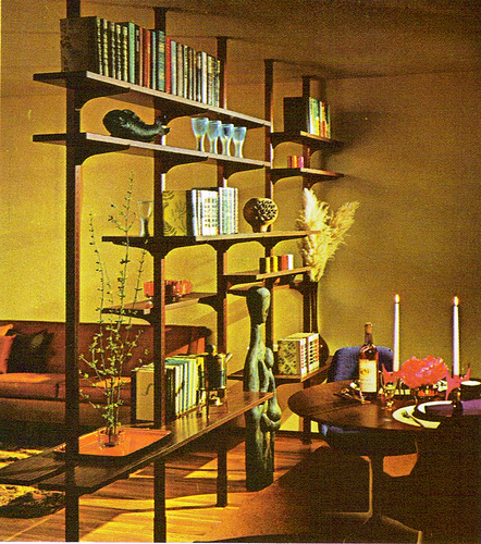 Interior decorating late 60 39 s 70 39 s edition for 70s apartment design