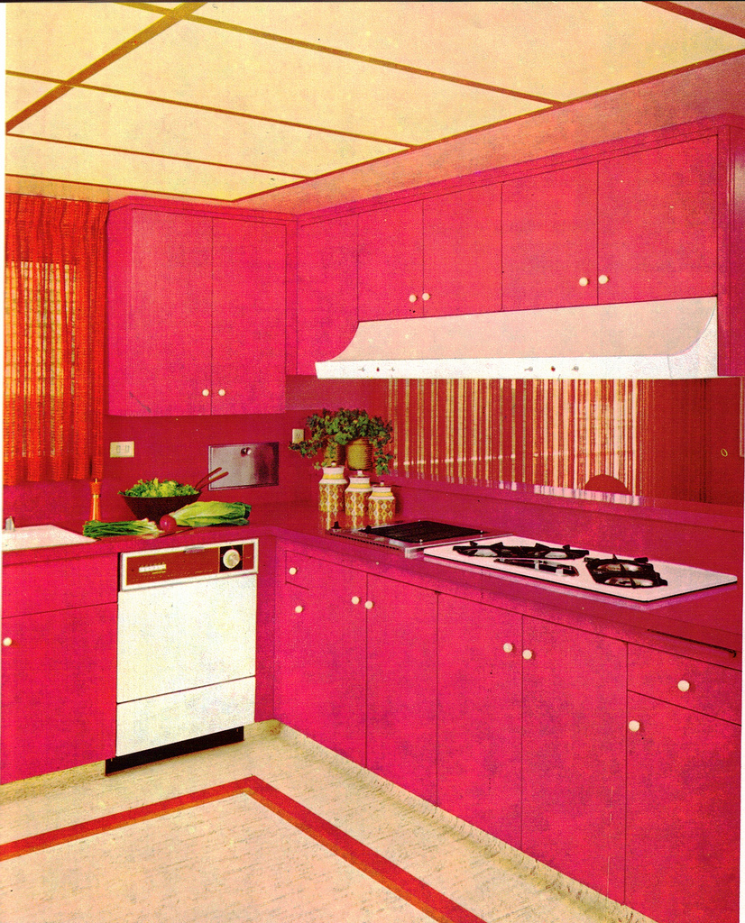 A Look At 1960′s Interior Design