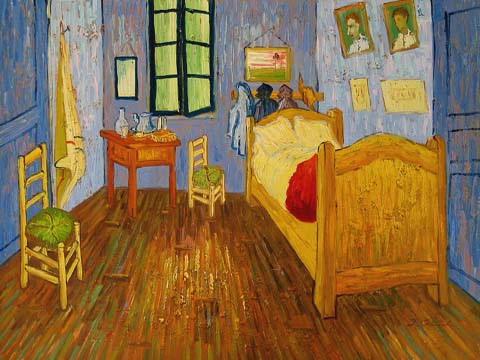 Art News Van Gogh Restoration Online The Mona Lisa Smile