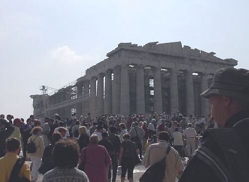 Art News: Parthenon Restoration Complete and 'Kamp' A ...